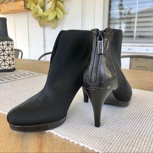 Bandolino low-heeled boots   women's size: 8